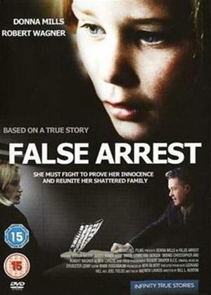 False Arrest Online DVD Rental