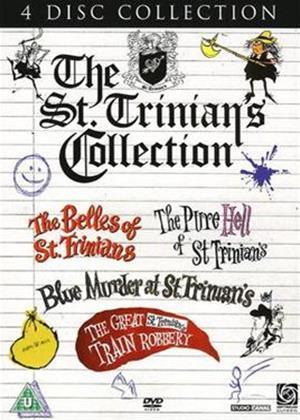 Rent Blue Murder at St Trinians Online DVD Rental