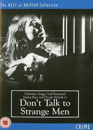 Don't Talk to Strange Men Online DVD Rental