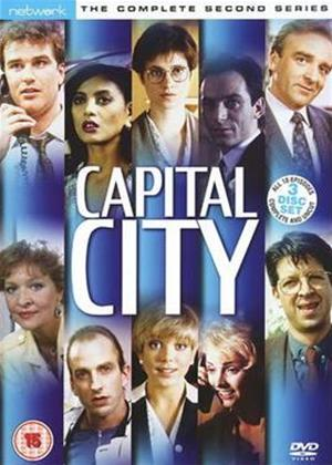 Capital City: Series 2 Online DVD Rental