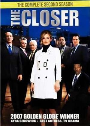 The Closer: Series 2 Online DVD Rental