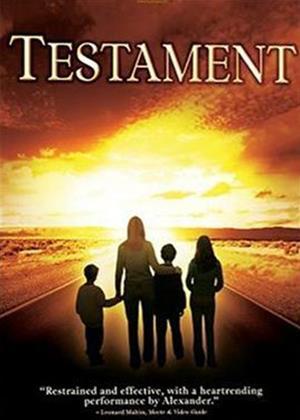 Rent Testament Online DVD Rental