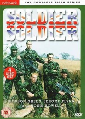 Rent Soldier Soldier: Series 5 Online DVD Rental