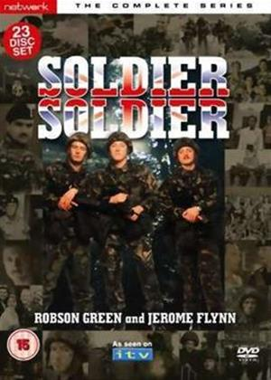 Soldier Soldier: Series 7 Online DVD Rental
