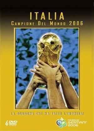 Italia: Campione Del Mondo 2006 Online DVD Rental