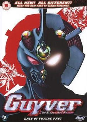 Rent Guyver: The Bioboosted Armour: Vol.1 Online DVD Rental