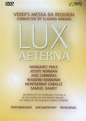 Lux Aeterna Online DVD Rental