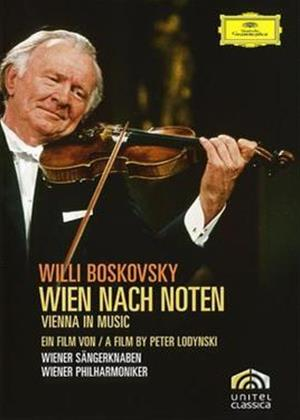 Wien Nach Noten: Willi Boskovsky Online DVD Rental