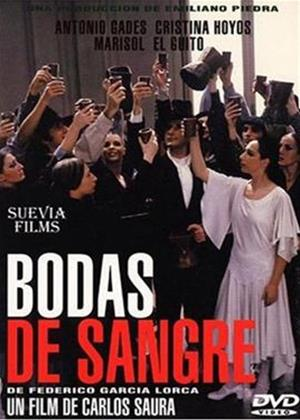 Carlos Saura: Blood Wedding Online DVD Rental