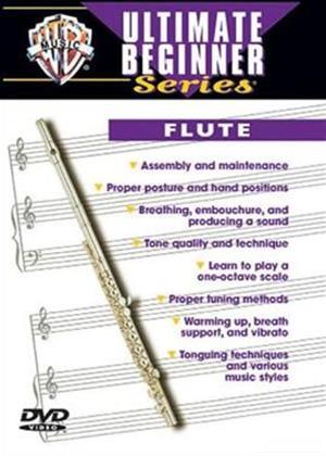 Rent Ultimate Beginner Series: Flute Online DVD Rental