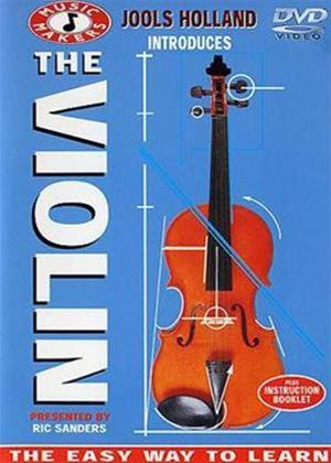 Rent Music Makers: Violin Online DVD Rental