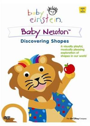 Rent Baby Newton: Discovering Shapes Online DVD Rental