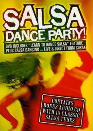 Salsa Dance Party Online DVD Rental