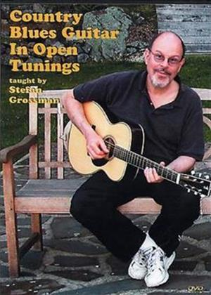 Rent Country Blues Guitar in Open Tunings Online DVD Rental