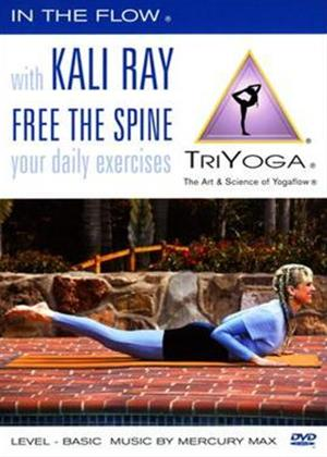 In the Flow with Kali Ray: Free the Spine Online DVD Rental