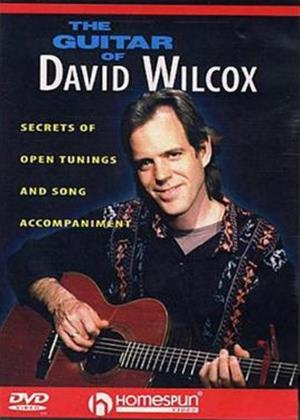 Rent David Wilcox: Secrets of Open Tunings and Song Accompaniment Online DVD Rental