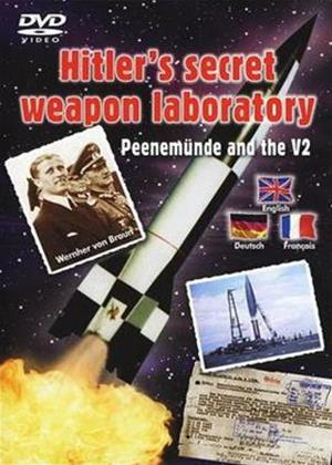 Rent Hitler's Secret Weapon Laboratory Online DVD Rental