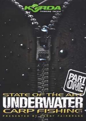 Rent Korda: State of the Art Underwater Carp Fishing Online DVD Rental