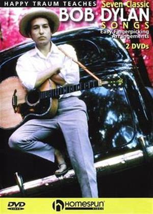 Happy Traum Teaches 7 Classic Bob Dylan Songs Online DVD Rental