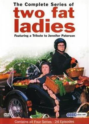 Two Fat Ladies: Series Online DVD Rental