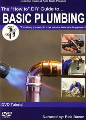 Rent The How to DIY Guide to Basic Plumbing Online DVD Rental