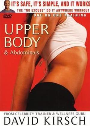 David Kirsch's One on One Training: Upper Body and Abdominals Online DVD Rental