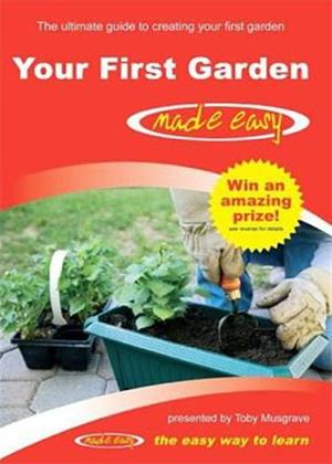 Your First Garden Made Easy Online DVD Rental