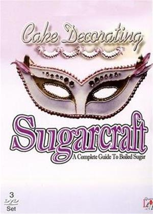 Rent Sugarcraft: A Complete Guide to Boiled Sugar Online DVD Rental