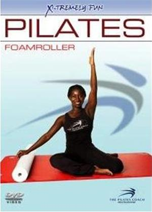 Rent Pilates: Foamroller Online DVD Rental