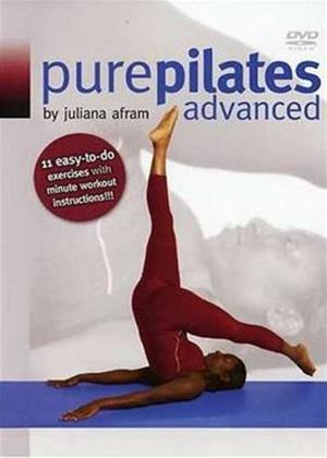 Rent Pure Pilates: Advanced Online DVD Rental