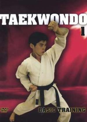 Rent Taekwondo Basic Training: Vol.1 Online DVD Rental