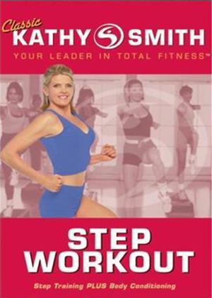 Rent Kathy Smith: Step Workout Online DVD Rental
