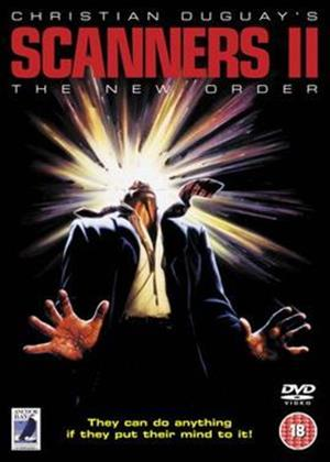 Scanners II: The New Order Online DVD Rental