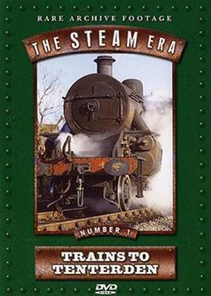 Trains to Tenterden Online DVD Rental