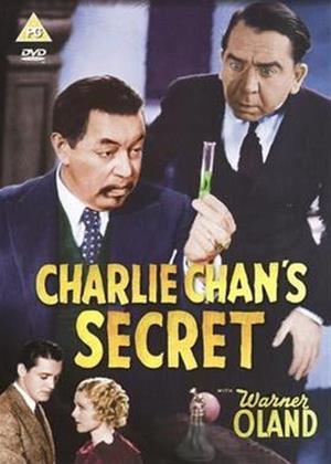 Charlie Chan's Secrets Online DVD Rental