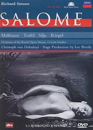 Rent Strauss: Salome: Royal Opera House Online DVD Rental