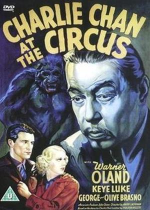 Charlie Chan: At the Circus Online DVD Rental