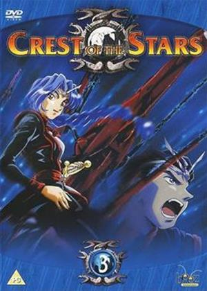 Rent Crest of the Stars: Vol.3 Online DVD Rental