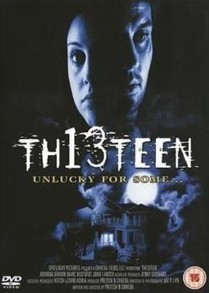 Rent Th13teen Online DVD Rental
