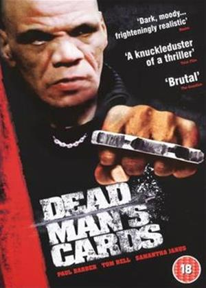 Dead Man's Cards Online DVD Rental
