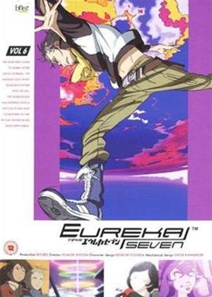 Eureka Seven 6 Online DVD Rental
