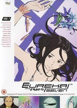 Rent Eureka Seven 7 Online DVD Rental