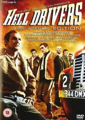 Rent Hell Drivers Online DVD Rental