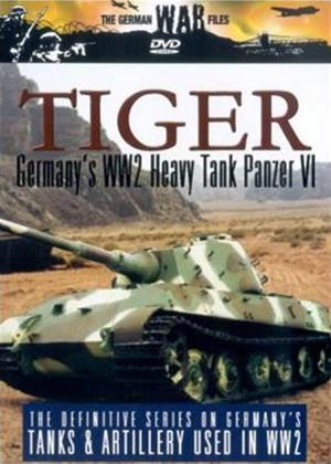 Rent German War Files: The Tiger: Germany's WW2 Heavy Tank Panzer V Online DVD Rental