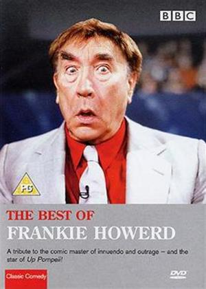 Comedy Greats: Frankie Howerd Online DVD Rental