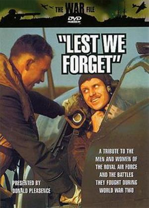 Lest We Forget Online DVD Rental