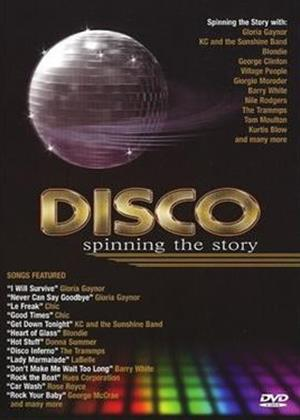 Rent Disco: Spinning the Story Online DVD Rental