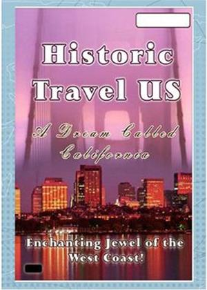 Rent Historic Travel US: A Dream Called California Online DVD Rental