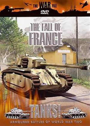 Rent Tanks!: The Fall of France Online DVD Rental