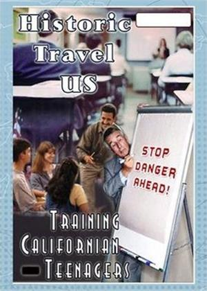 Historic Travel US: Training Californian Teenagers Online DVD Rental
